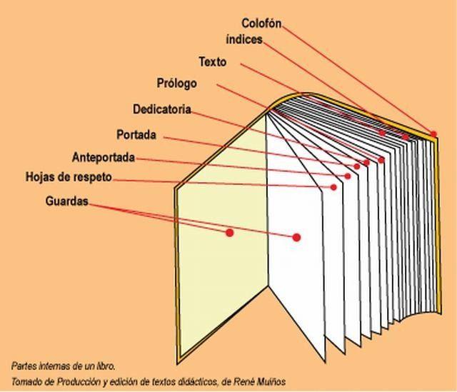 Partes Del Libro Google Search Spanish Teacher Resources Spanish Projects Teacher Resources
