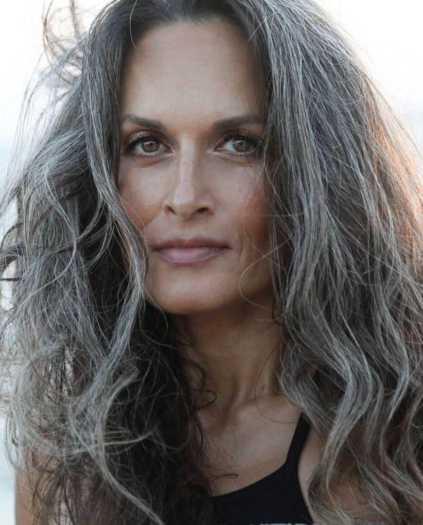 Pin on Gorgeous gray hair