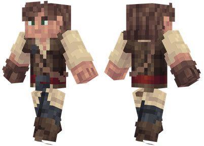 The Duelist Skin For Minecraft PE Httpminecraftpedownloadcom - Skins para minecraft pe download