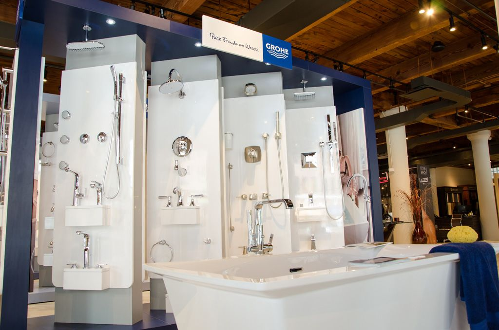 Grohe Faucets Fixtures More Home Design Showroom