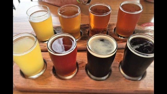 Traveling from the dark side of craft beer to the sour side