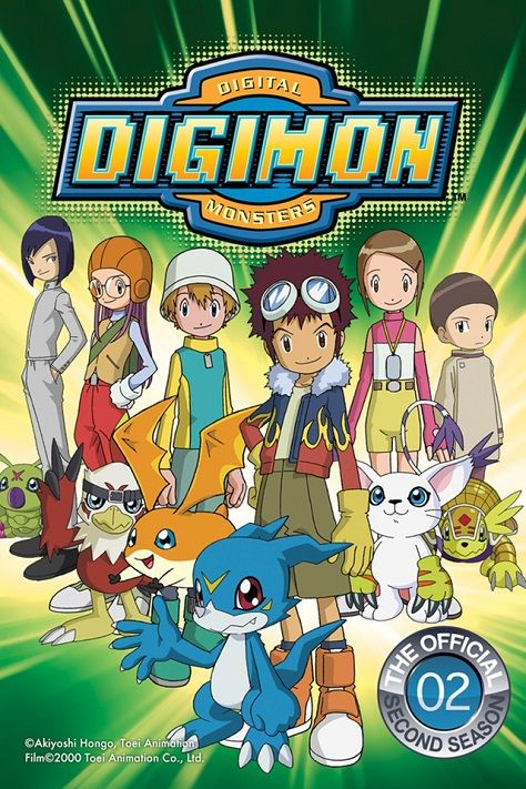 Nonton Digimon Adventure 02 subtitle indonesia. Digimon
