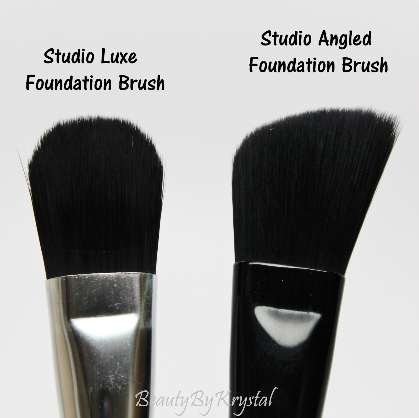 Beauty By Krystal ELF Studio Luxe Brush Collection