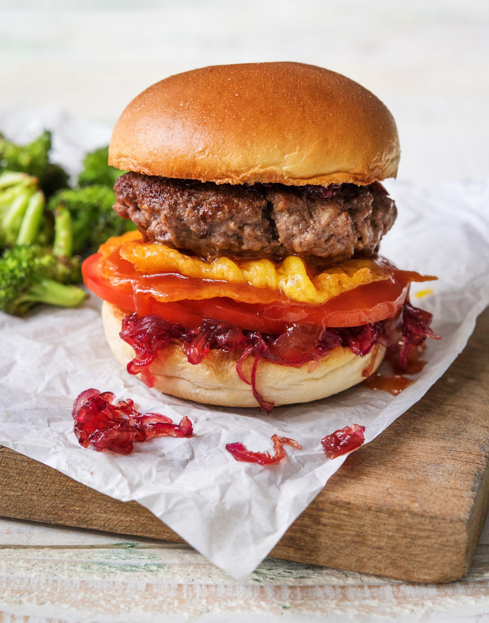 Pin On Burger Recipes