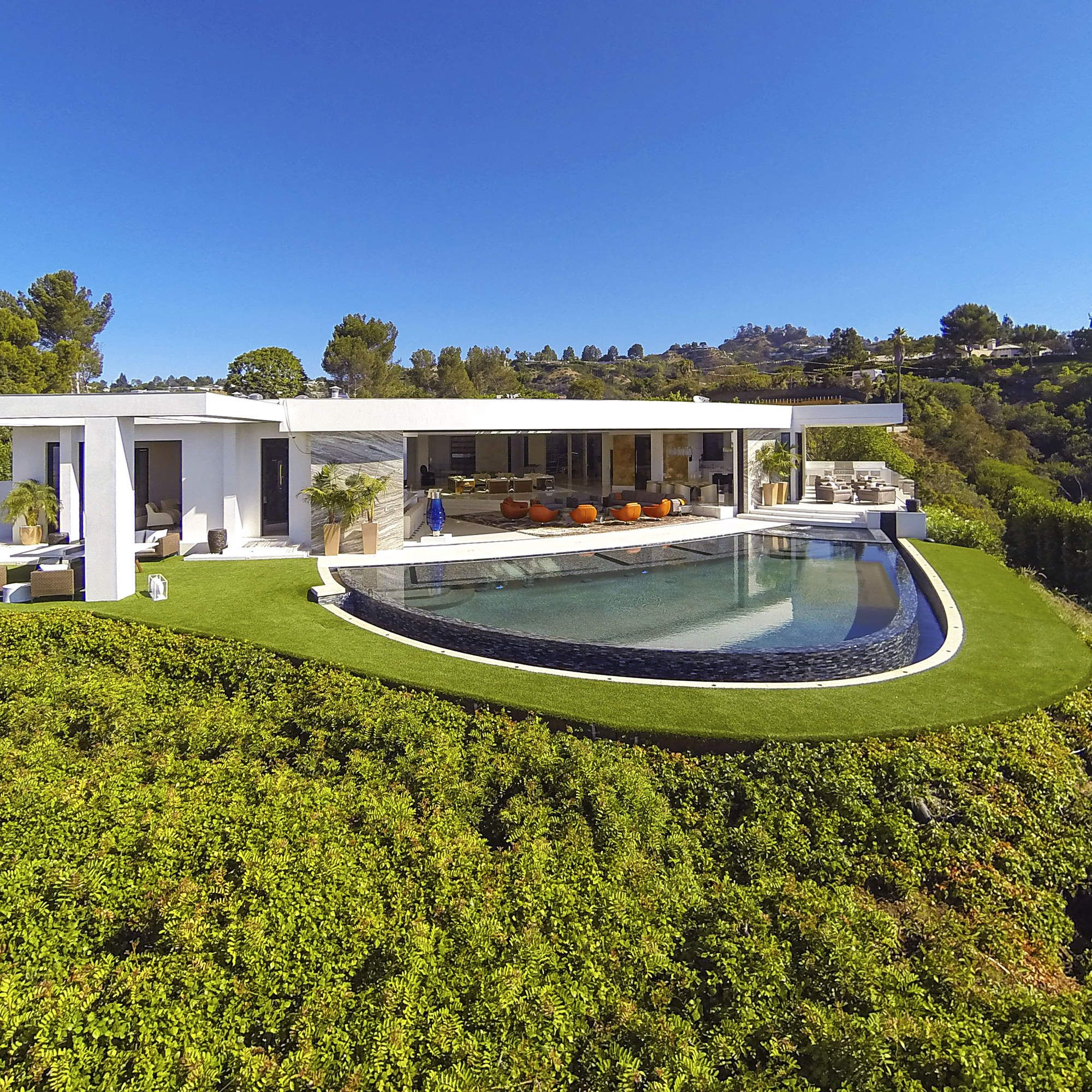 This $12 Million Super-Mansion Would Make Tony Stark Jealous