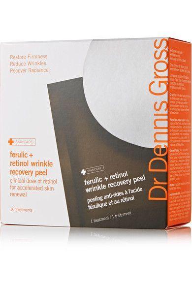 Dr Dennis Gross - Ferulic + Retinol Winkle Recovery Peel - 16treatments LLang - Ginseno:Soo Waterful Bounce Toner - 130ml/4.4oz