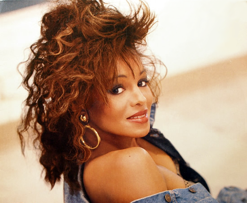 Beautyful and Great Rebbie Jackson