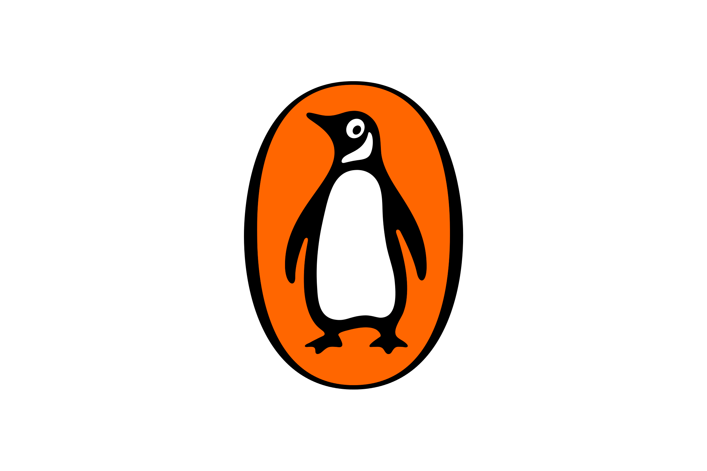 Penguin Random House By Venturethree Logo Design Love Bird Logo Design Logo Design