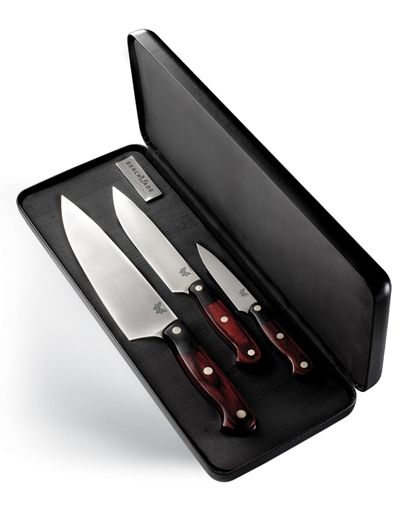 Benchmade Kitchen Knives | The Gq 2011 Gift Guide Eats The Goods Pinterest Benchmade