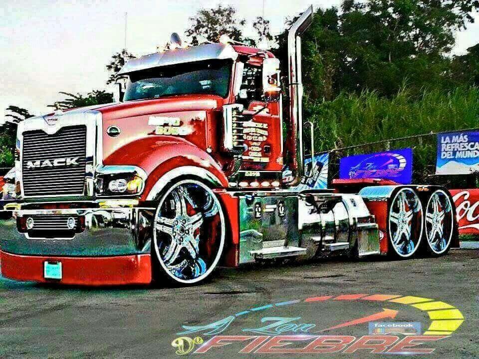 Pimped out   big trucks   Big rig trucks, Diesel trucks ...