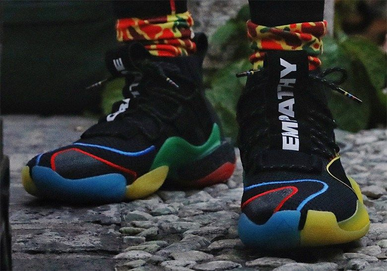 huge selection of 95eed dbd89 Pharrell x adidas Crazy BYW X