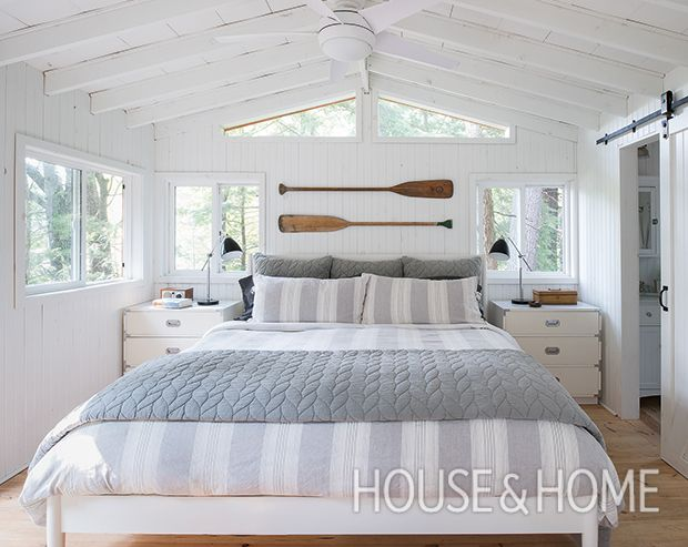 Country Cottage Bedrooms Model Property 20 breezy cottage bedrooms with country charm | installing shiplap