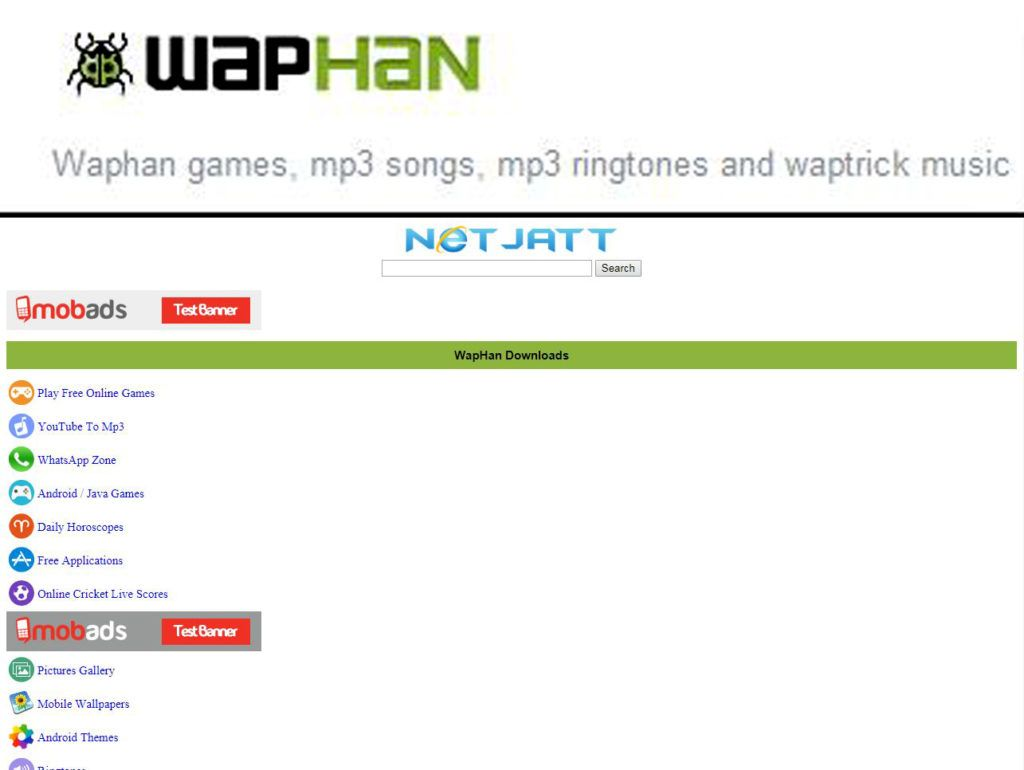 Waphan | Free Download Music, Apps, Games, Wallpapers