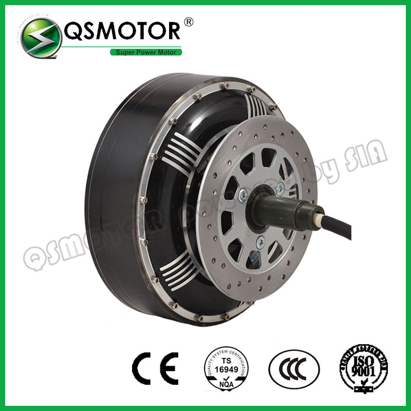 Qs Motor 3000w 16000w 273 Brushless Dc Electric Car Engine
