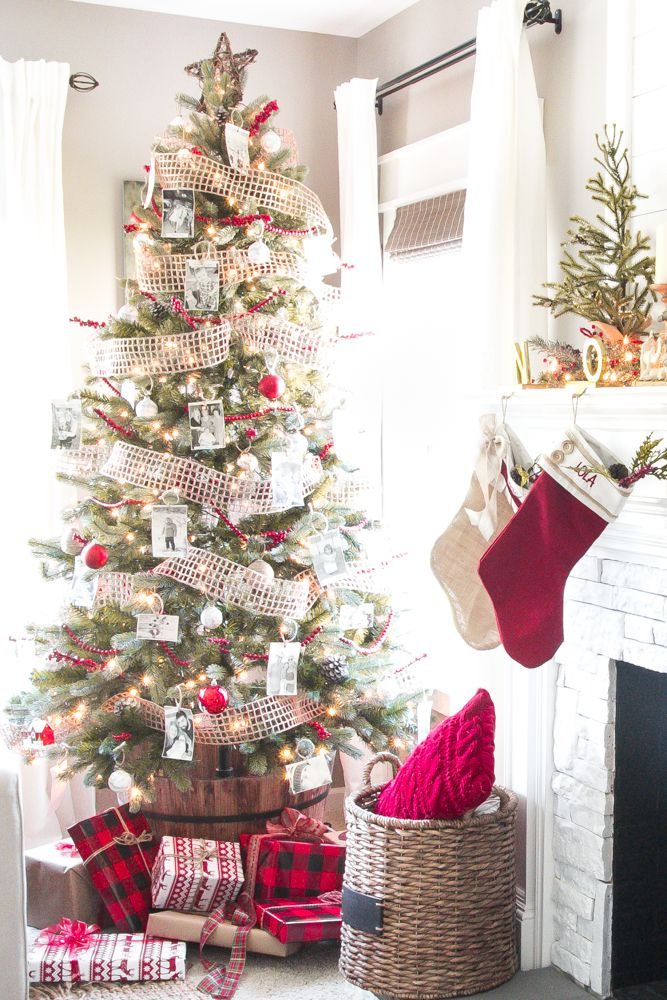 How to Decorate a Designer Christmas Tree on the Cheap | Home Decor ...
