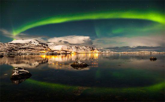 Aurora Fotografia do arco-íris Inspiration