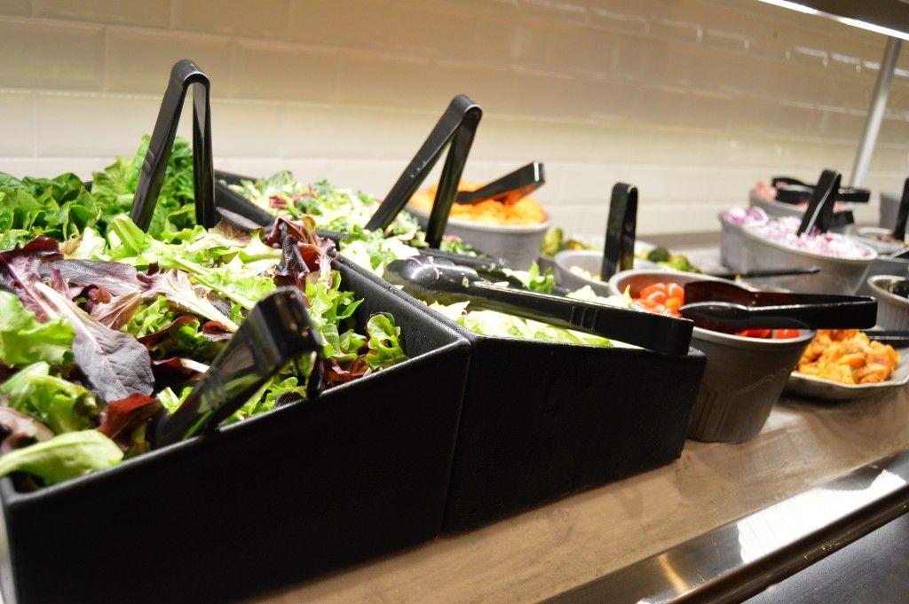 Let S Talk About Fresh Baby Ruby Tuesday Debuts New Fresh Garden Bar Garden Bar Salad Bar Fresh
