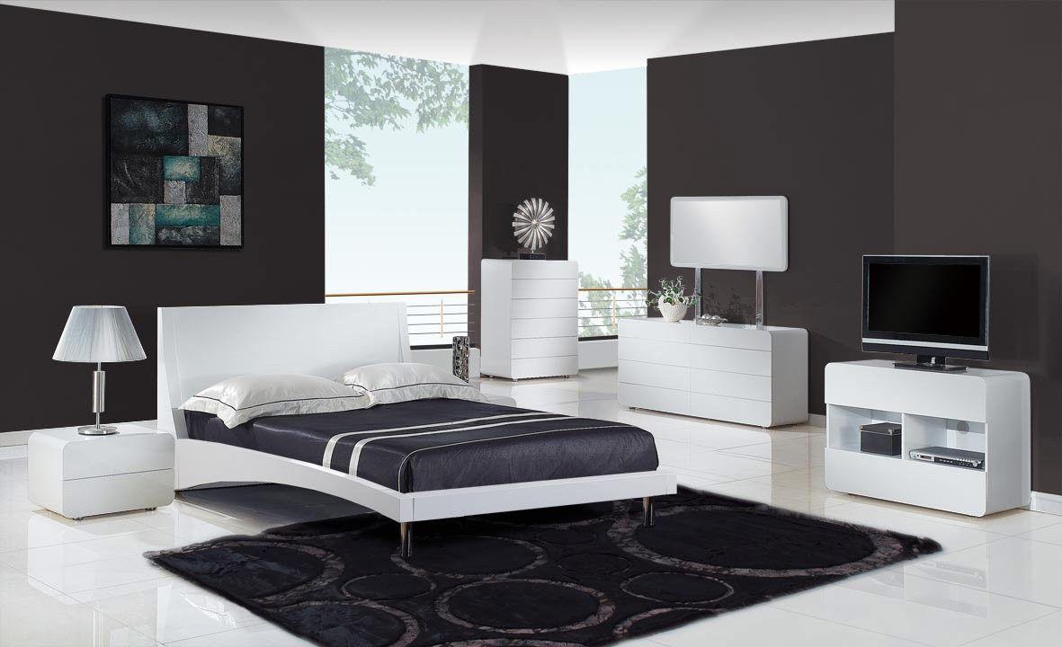 New bedroom interior design home bristol contemporary glossy bedroom set catalog quartz modern