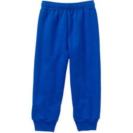 Garanimals Baby Toddler Boy Jersey Taped Navy Pants Size 18 Months