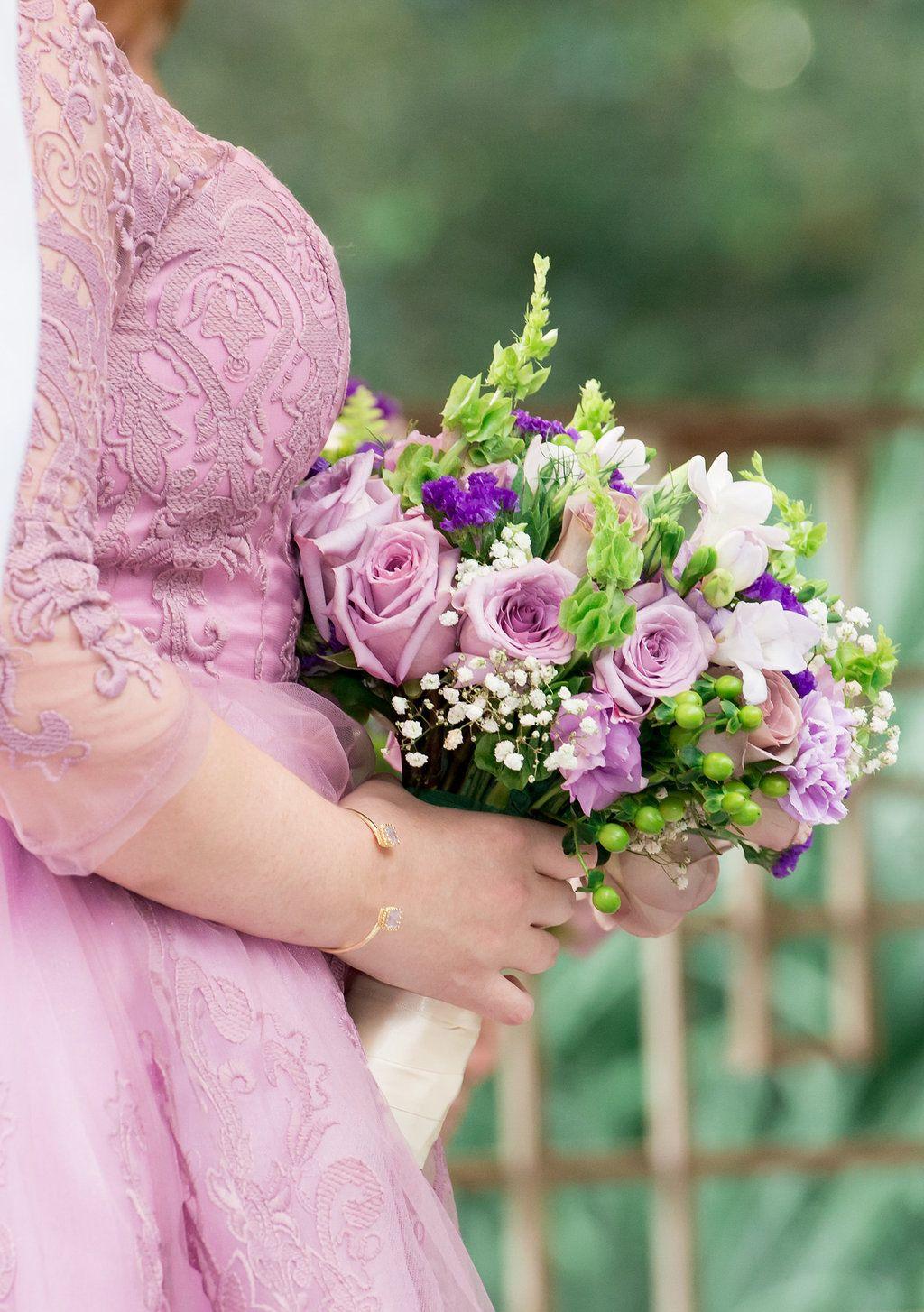 Outdoor wedding purple flower bouquet by lemon drops lemon drops purple flower bouquet by lemon drops izmirmasajfo
