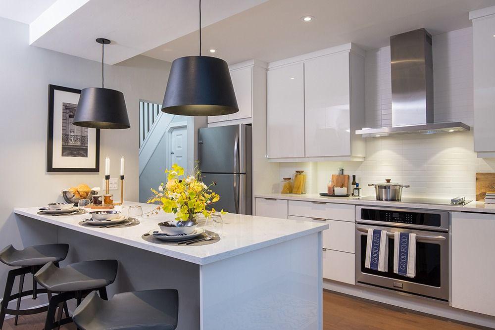 Henley Pendants By Tech Lighting On Property Bros. Buying U0026 Selling