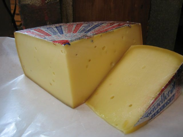 Appenzeller Cheese Is A Hard Cow S Milk Cheese Produced In