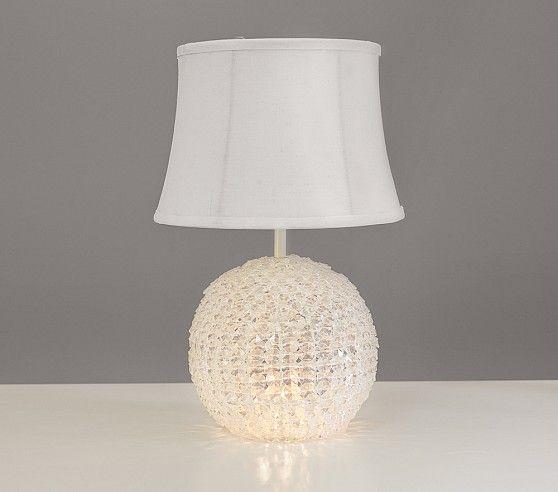 Glowing Crystal Ball Lamp Ball Lamps Eiffel Tower Lamp Nursery Lamp