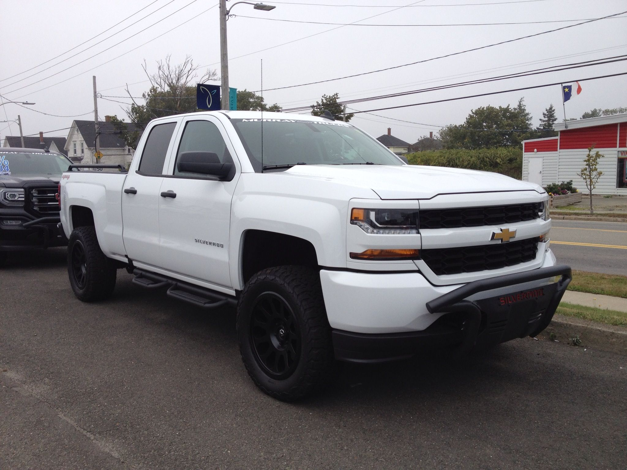 2016 chevy silverado for sale at murray gm in yarmouth