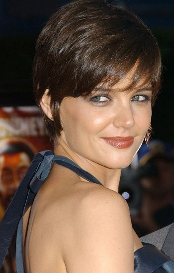 Haircuts Trends 2017/ 2018 - Katie Holmes-Head Turning ...