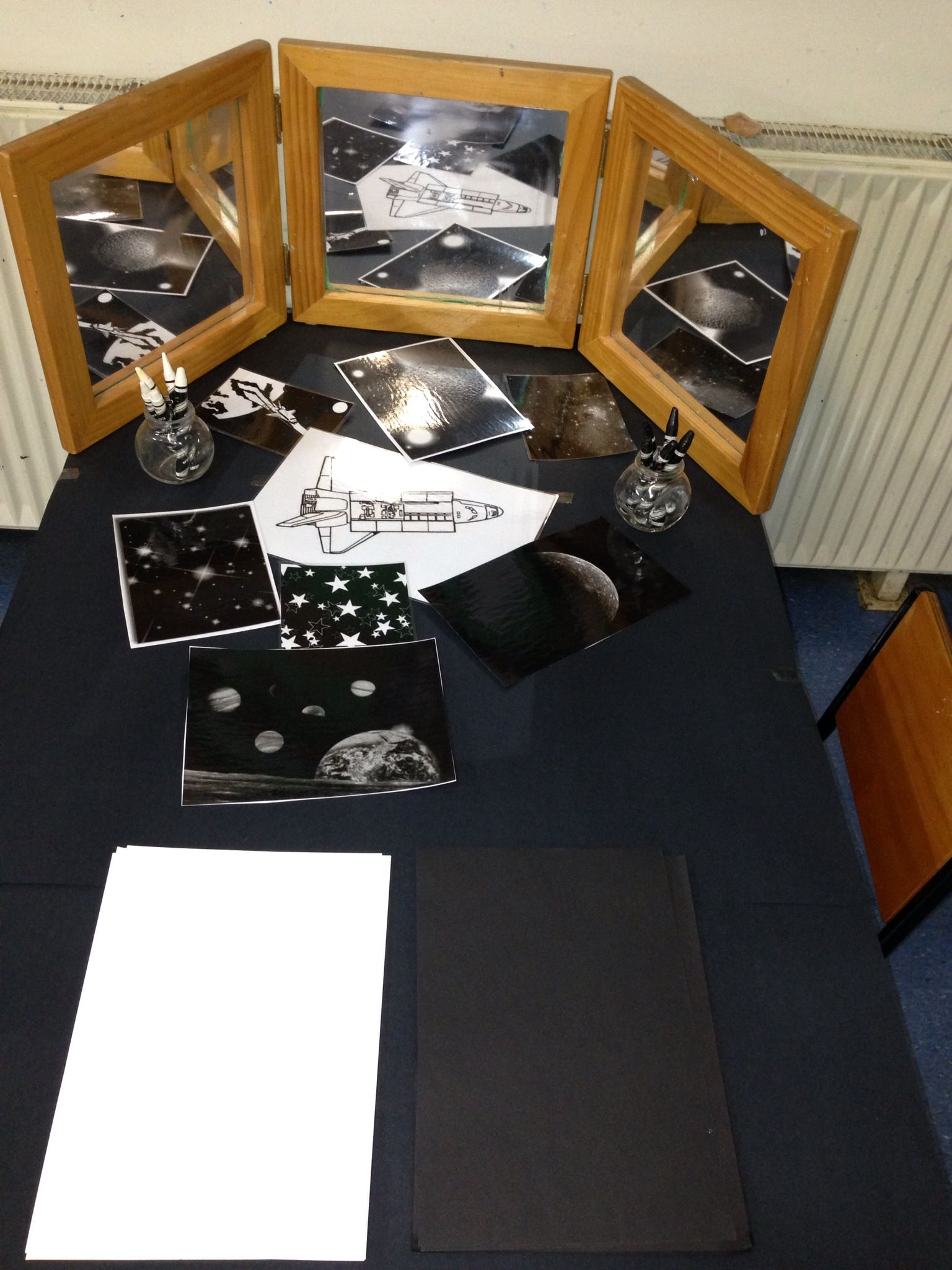 Reggio Inspired Space Media