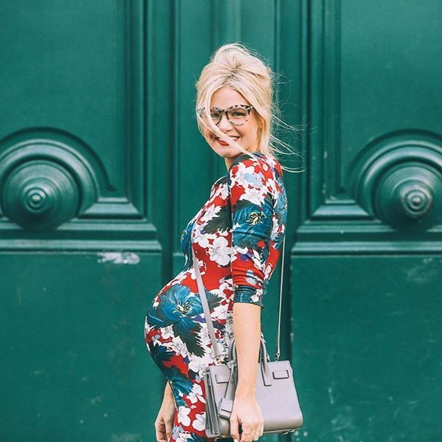 38 Superchic Mutterschafts-Outfits für #StyletheBump   – Pregnancy Outfits