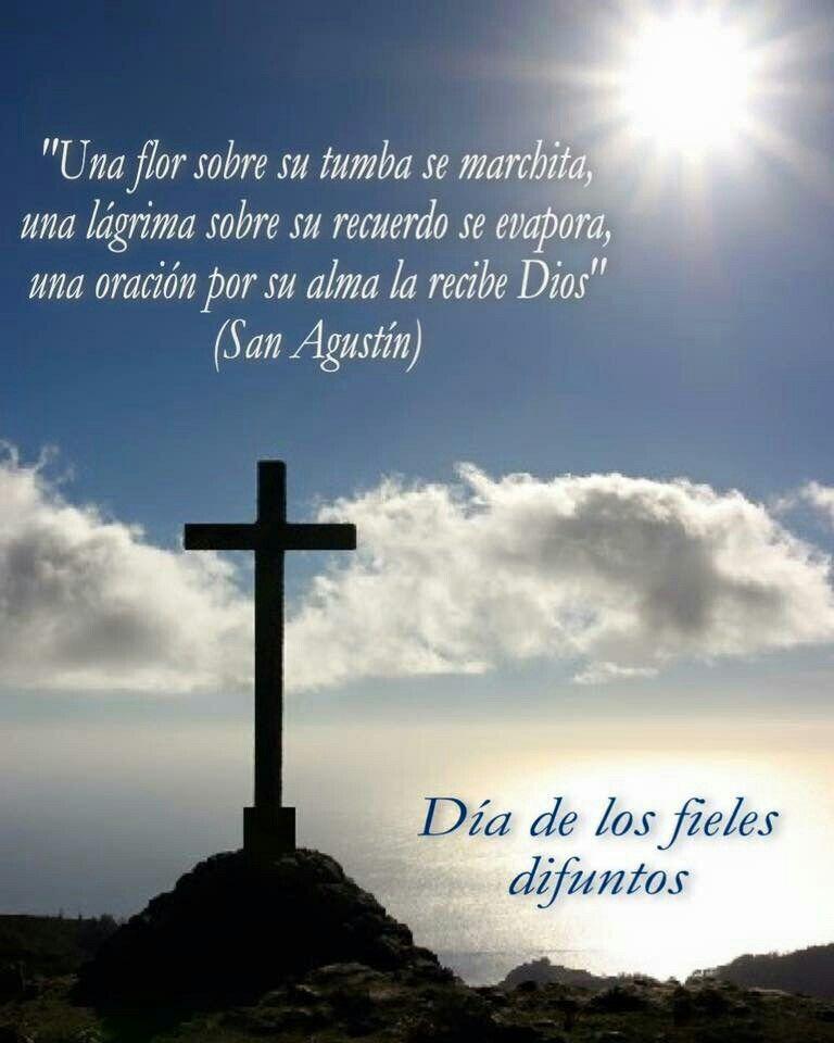 Día De Los Fieles Difuntos Frases Dia De Muertos Oracion