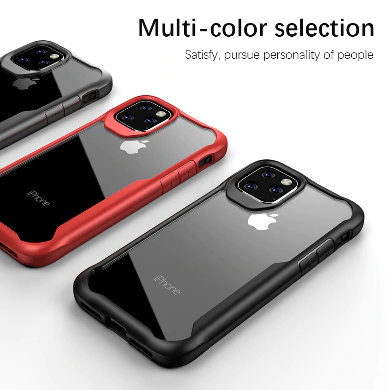 Shockproof Armor Case For iPhone 11 Pro iPhone 11
