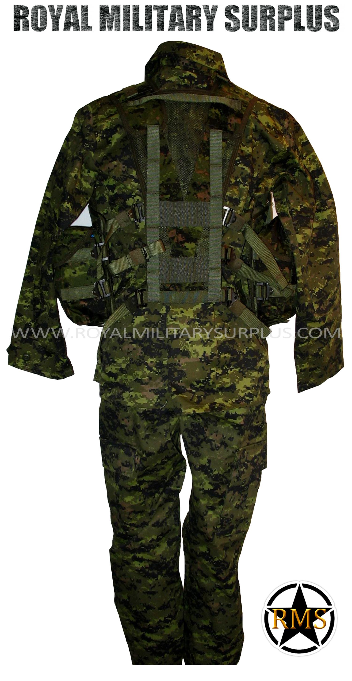 da991578 Tactical Kit - CADPAT (Temperate Woodland) - 249.95$ (CAD) - This ...