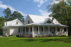 Best Design Of Small Farmhouse Plans Wrap Around Porch