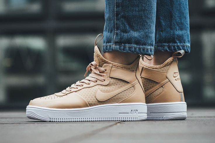 nike air force 1 ultraforce mid vachetta tan