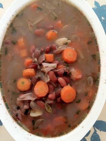Resep Sup Kacang Merah Oleh Dewi Suprabha Resep Sup Kacang Kacang Merah Resep