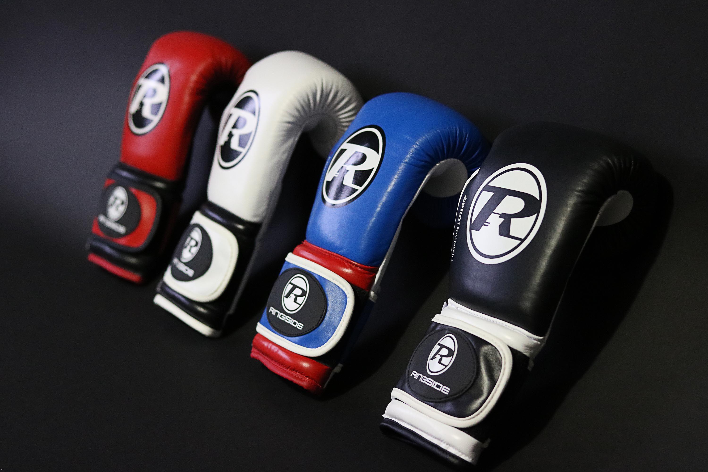 Boxing Glove Curved Pad Thai Training Kick 5 Finger Holding Strike Punching Mitt
