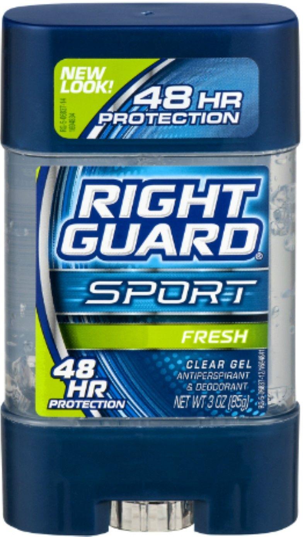 Right Guard Sport 3D Odor Defense, AntiPerspirant