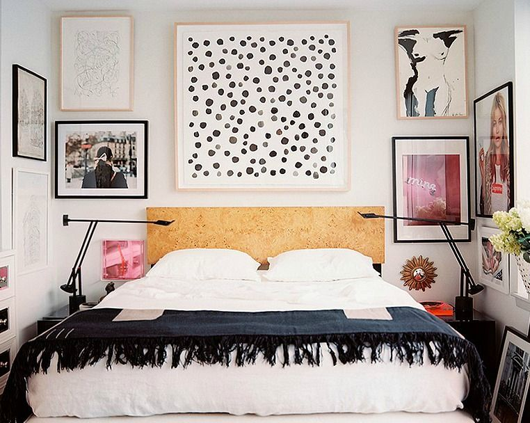 9 Key Things Your Master Bedroom Design Is Missing. Master Bedroom Design Bedroom DesignsMaster BedroomsArtwork Above BedFrames ...