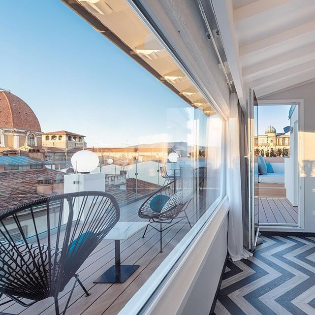 Make Your Way From The #openplankitchen To The 360 Roof Terrace And Enjoy  The Most