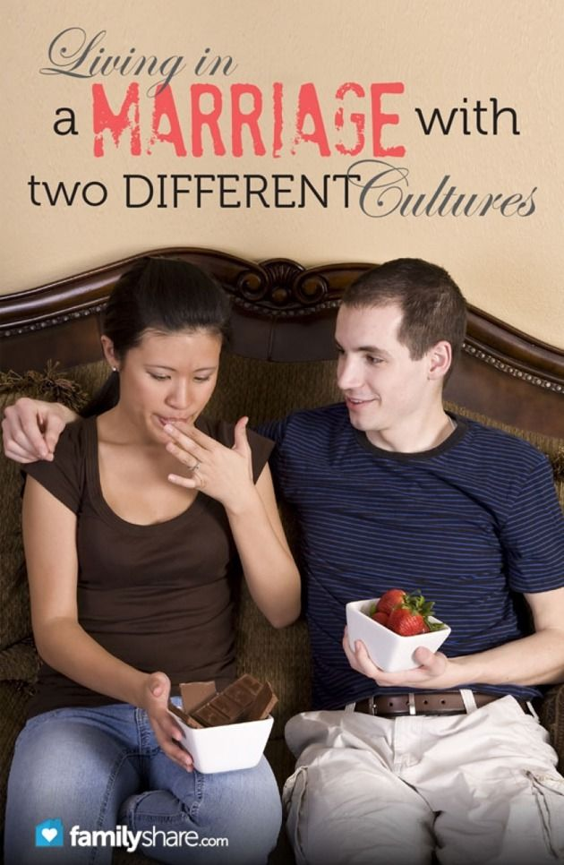 and HELP marriage... differences Cultural