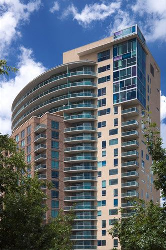 Uptown Dallas Apartments Photo Gallery The Mondrian At Cityplace Dallas Apartment Luxury Apartments Dallas Uptown