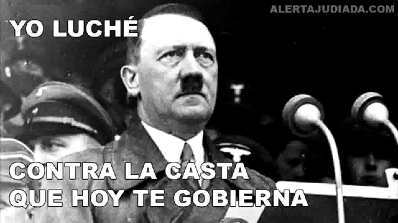 Adolf Hitler te ayuda a despertar