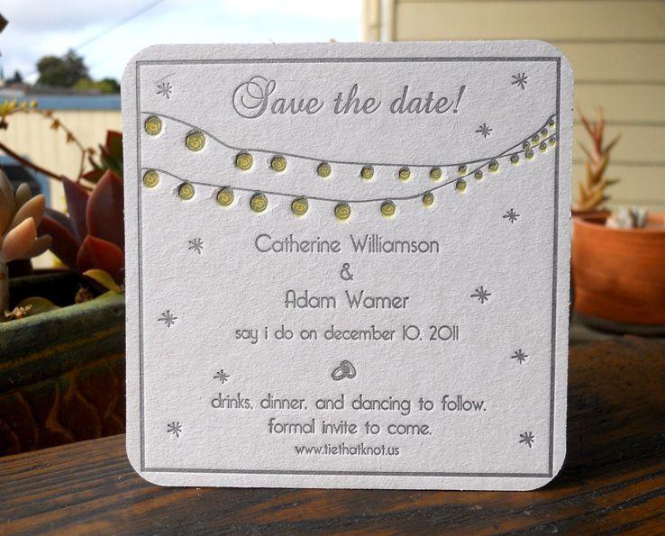 8 creative save the date ideas pinterest