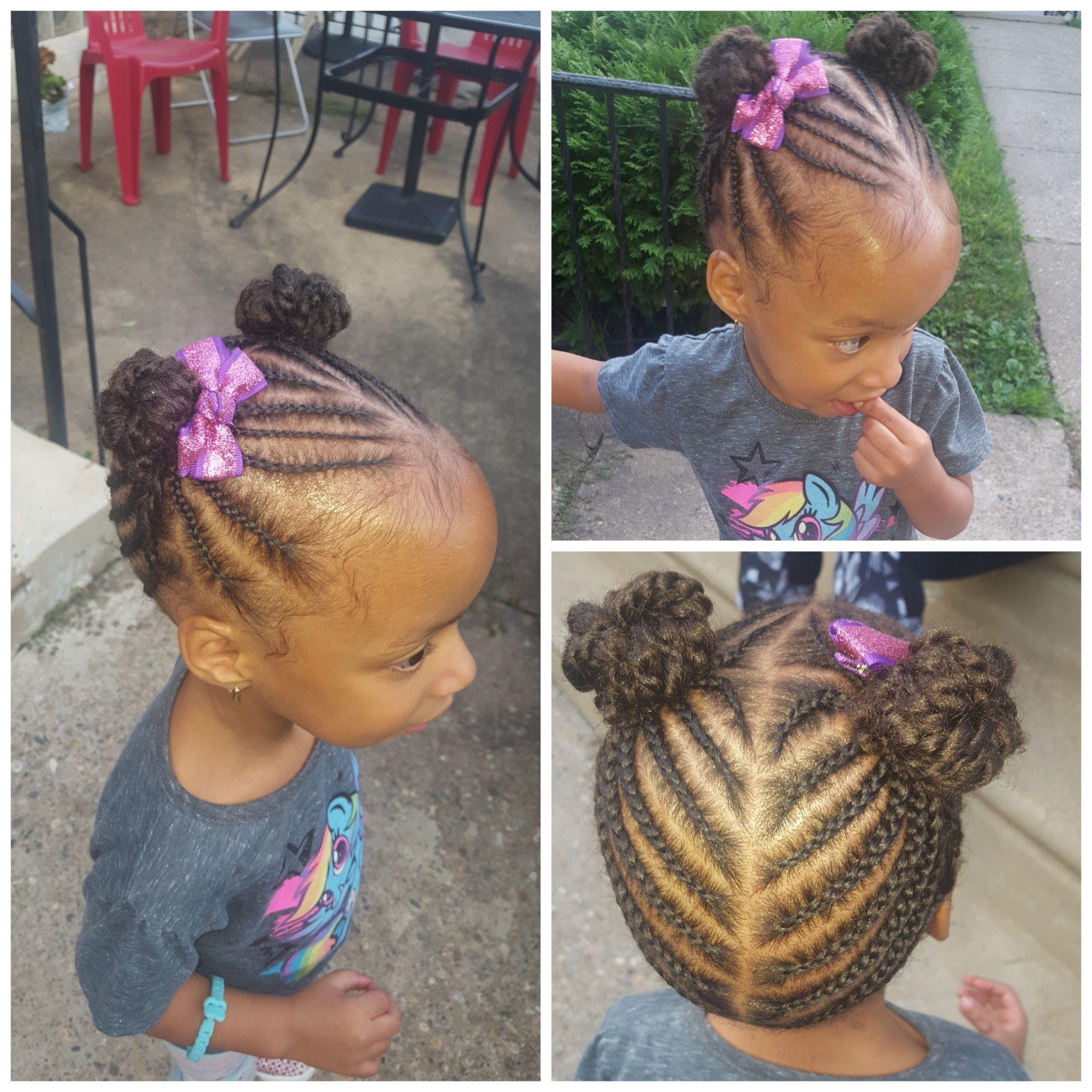 Little Girl Braids Little Girl Braids Toddler Braided Hairstyles Hair Styles