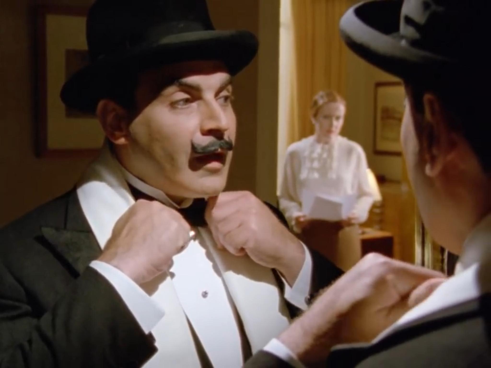 879 best Agatha Christie Poirot images on Pinterest