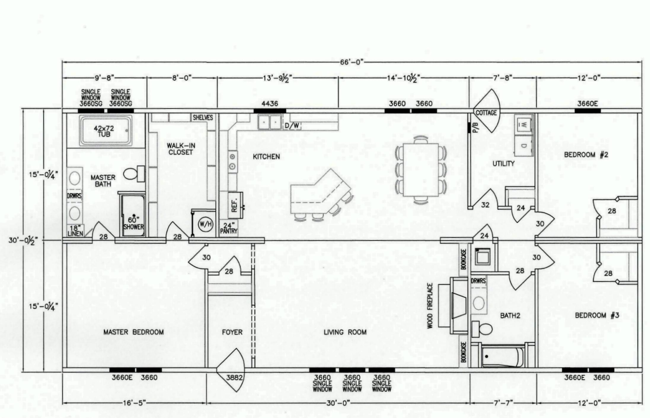 3 Bedroom Floor Plan F1002 3 bedroom floor plan, Floor