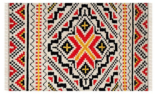 Akela Rug, Multi | Bright Patterned Rugs | One Kings Lane