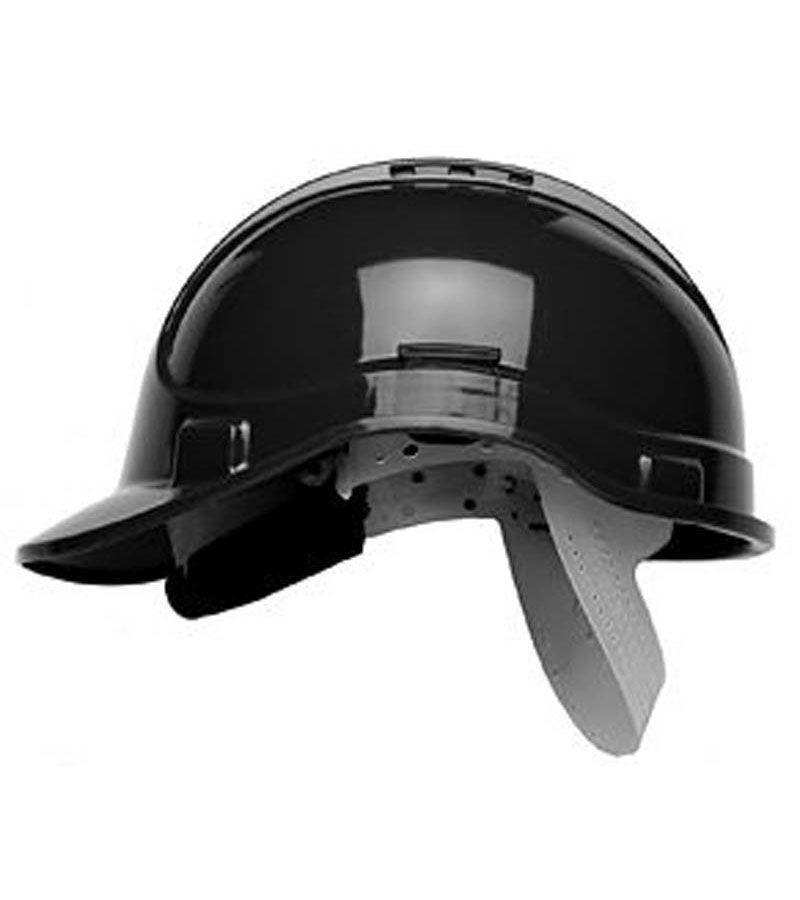 Safety Helmet Scott Vented Hc300vel White Hard Hat